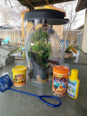 Aquarium and accessories for Sale in Prineville, OR