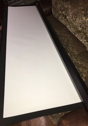 """80"""" Projector Screen for Sale in Puyallup, WA"""