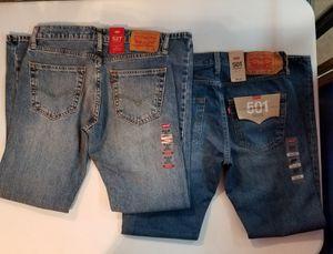 Levi's men jeans size 29 waist for Sale in East Saint Louis, IL