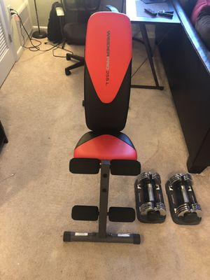 Bench and Weights for Sale in Burlington, NC