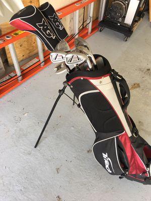 WOW!!! XG3 TiTech Golf Clubs & Bag for Sale in Suffolk, VA