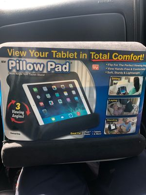 Tablet pillow holder new for Sale in Fresno, CA