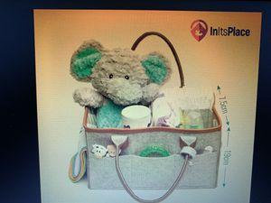 Baby diaper caddy organizer for Sale in Hayward, CA