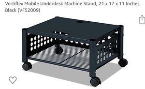 Printer cart metal rack shelving kitchen craft baker for Sale in Ellicott City, MD