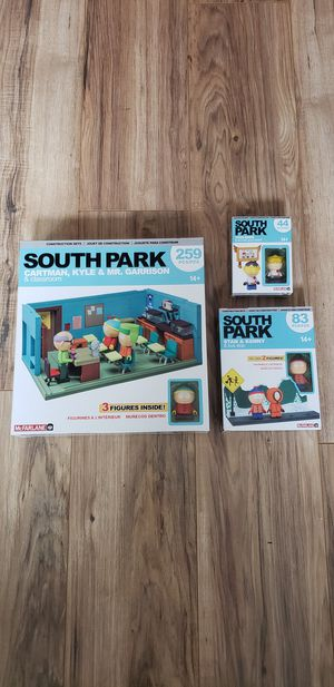 South Park McFarlane toy bundle for Sale in Portland, OR