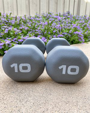 ‼️ BRAND NEW / BEST QUALITY 10lb Neoprene Dumbbells (Pair) - Workout Weights for Sale in San Diego, CA