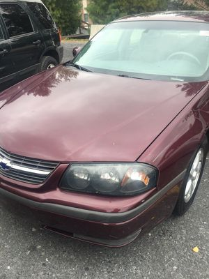 2004 Chevy impala LS for Sale in Baltimore, MD