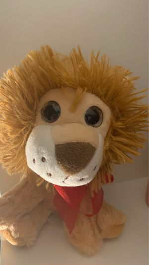 Little lion plushie for Sale in Tampa, FL