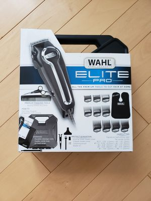 Wahl elite pro haircutting kit for Sale in Marlboro Township, NJ