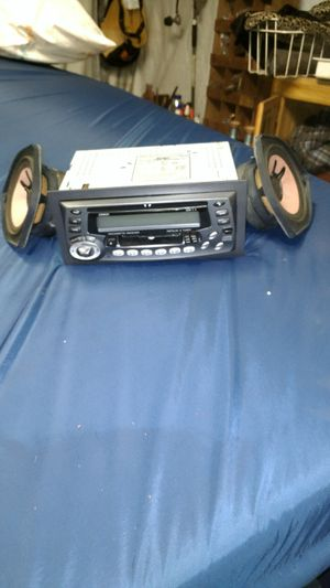 Jensen stereo with Bose speakers for Sale in Portland, OR