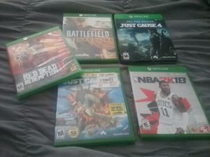 All five games for Sale in Hershey, PA