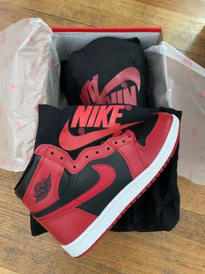 """Jordan 1 Retro High """"85 Varsity Red"""" Size8 for Sale in Chicago, IL"""