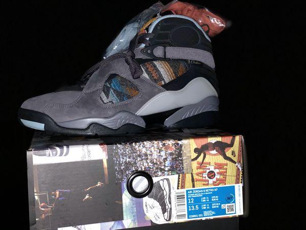 Jordan 8 N7 size 12