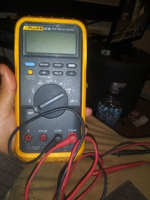 Multimeter fluke 87 III for Sale in Washington, DC