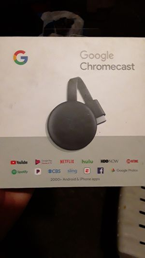 Google chromecast for Sale in Indianapolis, IN