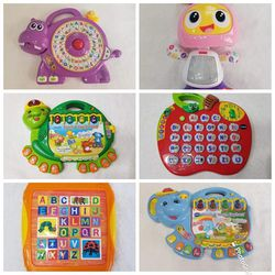 ABC learning toys $5 each for Sale in Charlotte,  NC