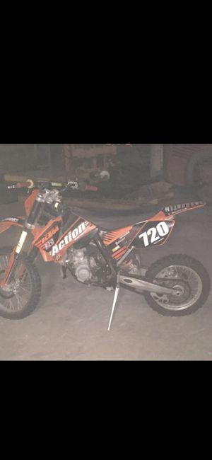 2008 KTM 85 XC Dirt Bike for Sale in Saginaw, TX