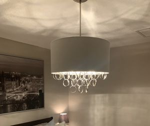 Modern pendant chandelier for Sale in Dallas, TX