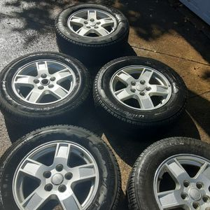 Jeep Wheels for Sale in Bedford, OH