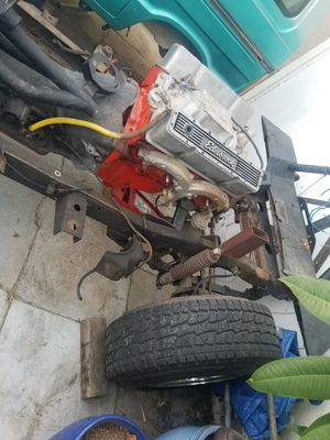 Parts cj5 jeep frame and 350/ 350 for Sale in Torrance, CA