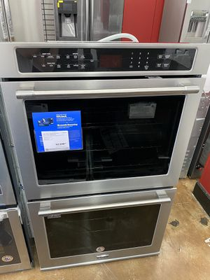 Double oven, Viking, kek appliances, kissimmee, $39 down payment, ask for enas for Sale in Kissimmee, FL