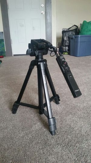 Sony tripod for Sale in Parma, OH