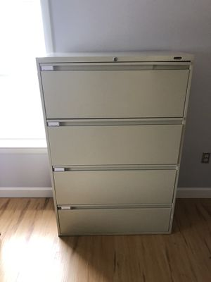 Office file cabinet for Sale in Alexandria, VA