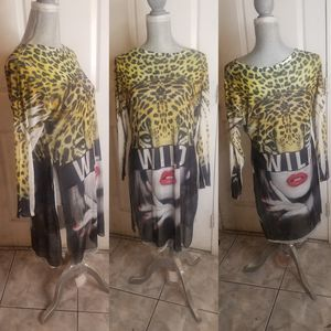 Long sheer blouse for Sale in Compton, CA