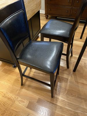 Two high top table chairs for Sale in Chicago, IL