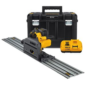 New DeWalt Flexvolt track saw kit. Battery, charger, case, track for Sale in McCleary, WA