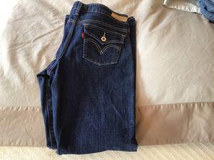 Women's Levi jeans low bootcut 545's for Sale in La Mirada, CA