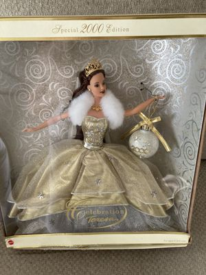 2000 Special Edition Celebration Teresa Barbie for Sale in Fort Worth, TX