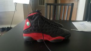 03' Air Jordan 13 Bred sz 11 for Sale in Silver Spring, MD