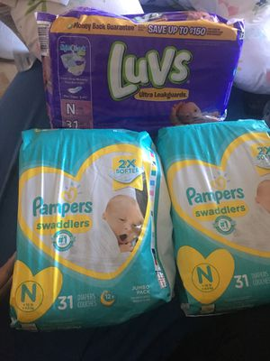 Diapers for Sale in Spring Valley, CA