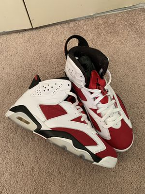 Jordan 6 carmine for Sale in Woodbridge, VA