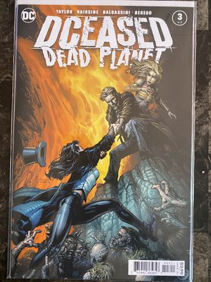 DCEASED Dead Planet #3-4 (DC Comics) for Sale in Fremont, CA