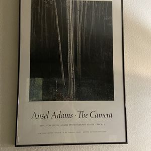 Lot Of 3 Ansel Adams Framed Posters And Print for Sale in Bremerton, WA