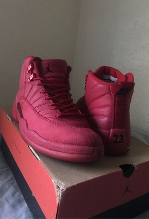"Air Jordan 12 ""gym red"" size 9.5 for Sale in Dallas, TX"