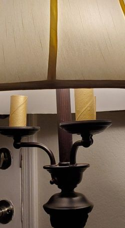 Metal Floor Lamp - 4 Lights - Candelabra Shape for Sale in Phoenix,  AZ