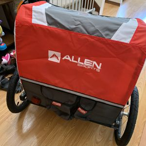 Allen YooGoT2- 2 child bike trailer for Sale in Federal Way, WA