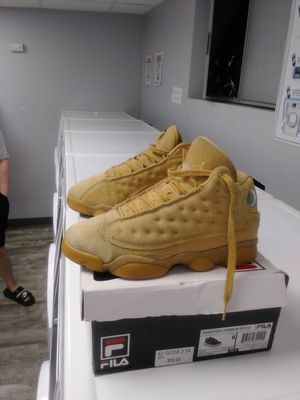 Wheat 13s Size 6.5 DELIVERED for Sale in Springfield, MA