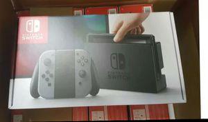 Nintendo Switch Brand New plus Zelda Breath of the wild for Sale in Atlanta, GA