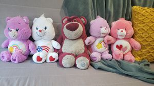 Stuffed animals/bears for Sale in Austin, TX