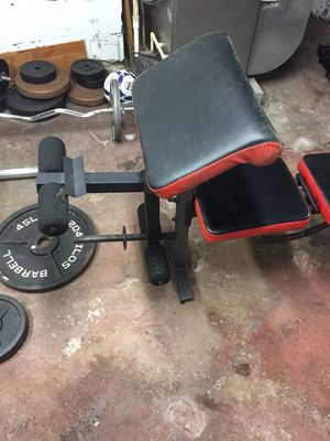 weight, Dumbbells, bench for Sale in Pittsburgh, PA