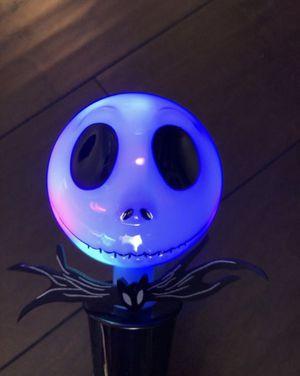 Disney, (Halloween) Nightmare Before Christmas Jack Skellington light spinner—Brand new for Sale in Corona, CA