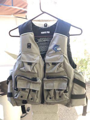 MTI Fisher Pro flotation vest for Sale in Mesa, AZ