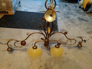 Beautiful Kitchen island chandelier for Sale in Germantown, MD