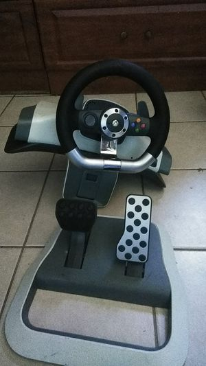 Xbox 360 driver controller for Sale in Huntington Beach, CA