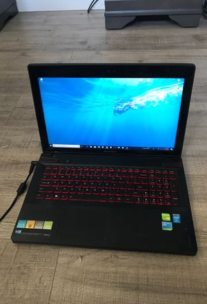 "Lenovo y510p 500gb ssd, 2.4Ghz, 12gb ram, 15.6"" display for Sale in Antelope, CA"