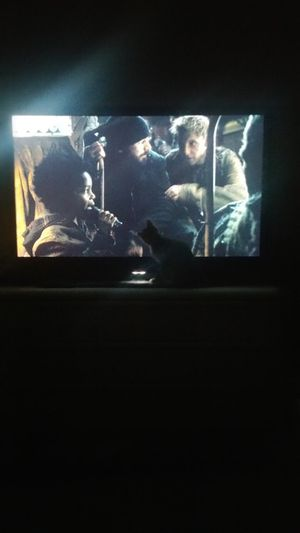 60 inch Samsung LCD TV with remote for Sale in Edgewood, MD